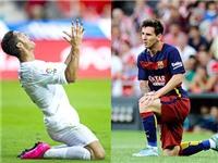 Cả Ronaldo và Messi đều im tiếng: Khoảng lặng của hai sát thủ