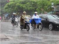 Thời tiết ngày (31/8): Cảnh báo mưa dông trên vịnh Bắc Bộ