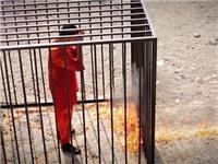 IS lại tung video thiêu sống 4 tù binh