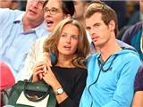Trong mắt Andy Murray, vợ là người như thế nào?