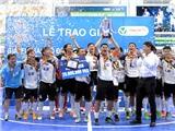 Kết thúc giải futsal vô địch TP.HCM 2015: Thái Sơn Nam không có đối thủ