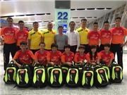 Tuyến đá cầu Việt Nam đặt mục tiêu vô địch thế giới