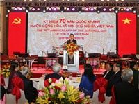 Nguyên thủ các nước gửi Điện mừng kỷ niệm 70 năm Quốc khánh