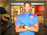Van Gaal dùng chiến thuật nào để Anthony Martial hòa nhập với Man United?