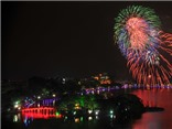 VIDEO: Tối nay, cử hành bắn pháo hoa mừng Quốc khánh ở những địa điểm nào?