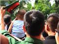 Hình ảnh xúc động trong lễ diễu binh, diễu hành mừng 70 năm Quốc khánh