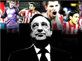 Atletico Madrid đang nguyền rủa Florentino Perez?