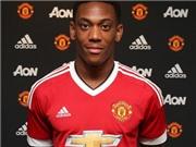 HLV Deschamps: 'Đầu tư vào cầu thủ trẻ như Martial ít rủi ro hơn'