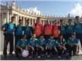 Chính thức khai mạc giải Vô địch đá cầu thế giới lần thứ VIII năm 2015 tại Rome (Italy)