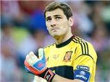 Casillas & 100 trận mang băng đội trưởng ĐT Tây Ban Nha: Một huyền thoại đích thực