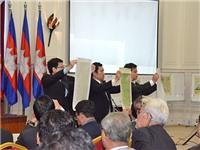 Bản đồ Pháp giúp chấm dứt tất cả những đòi hỏi không đúng đắn về tiến trình phân giới giữa Campuchia với Việt Nam.