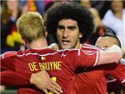 Sao Premier League cùng ghi bàn, Bỉ xuất sắc đánh bại đội bóng của Edin Dzeko