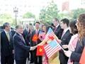 Chủ tịch Quốc hội Nguyễn Sinh Hùng mong muốn ĐH Harvard tăng học bổng dành cho sinh viên Việt Nam