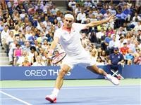 US Open 2015: Federer và bí kíp volley nửa nảy
