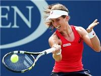 Ngày thứ 4 vòng 2 đơn nữ US Open: Muguruza gục ngã, Halep chiến thắng dễ