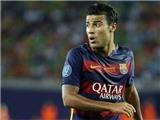 Rafinha gia hạn hợp đồng với Barca đến năm 2021