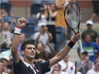 Hạ Andreas Seppi, Novak Djokovic vào vòng 4 US Open