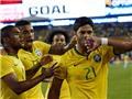 Neymar lập cú đúp, Brazil thắng đậm Mỹ 4-1