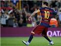 Khoảnh khắc Messi quên mình là đội trưởng Barca