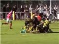 Thủ môn móc bóng ngoạn mục gỡ hòa vào phút bù giờ ở FA Cup