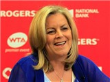 'Sếp' của WTA sẽ từ chức vào tháng sau