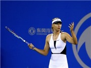 Con số & Bình luận: Vận đen bủa vây Maria Sharapova