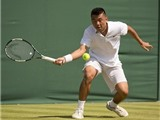 Bảng xếp hạng ATP: Lý Hoàng Nam giảm 3 bậc