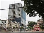 VIDEO: Vụ tòa nhà 8B Lê Trực: Chủ đầu tư tự ý tăng chiều cao các tầng và tăng diện tích sàn