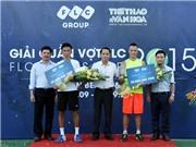 Giải quần vợt FLC - FLC Tennis Cup 2015