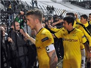 PAOK 1 - 1 Dortmund: Ném pháo sáng vào cảnh sát, 8 CĐV Dortmund bị bắt ngay tại trận