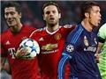 Đội hình xuất sắc nhất Champions League tuần qua: Gọi tên Ronaldo, Mata, Lewandowski. Vắng bóng Messi
