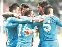 Điểm hệ số 5 năm của UEFA: Premier League sắp bị Serie A vượt mặt