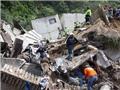 Lở đất vùi 600 người ở Guatemala: Nhiều tin nhắn cầu cứu dưới đống đất đá