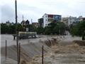 Cơn bão số 4: Gió giật mạnh trên biển, chiều mai vùng biển Quảng Ninh có gió mạnh dần lên cấp 3-4