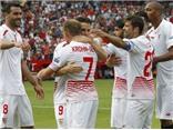 Sevilla 2-1 Barca: Sau 8 năm, Barca đã ngã ngựa ở Sanchez Pizjuan