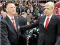 22h00 ngày 4/10, Arsenal - Man United: Wenger trì trệ và Van Gaal tân tiến