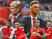 Con số & Bình luận: Man United - Arsenal đại chiến vì ngôi số 1