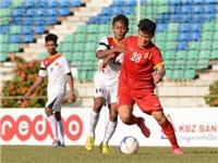 U19 Việt Nam chờ quyết đấu Myanmar