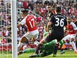 Arsenal 1-0 Man United: Sanchez đánh gót kỹ thuật mở tỉ số cho Arsenal