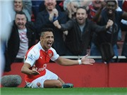 Arsenal 3-0 Man United: Sanchez hoàn tất cú đúp chỉ sau 20 phút