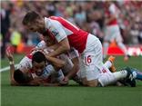 Arsenal 3-0 Man United: Kéo Van Gaal xuống mặt đất