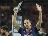 Ibrahimovic trở thành chân sút vĩ đại nhất của PSG