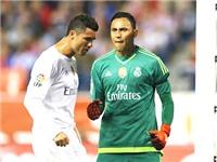 Real Madrid bất bại: Khi Keylor Navas quan trọng hơn Ronaldo