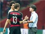 Tuyển Đức chỉ tập một buổi trước trận gặp Ireland