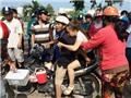Cứu sống một cô gái nhảy sông Tây Ninh tự tử