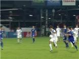 U19 Hàn Quốc thắng U19 Thái Lan nhờ màn chơi bóng bằng tay