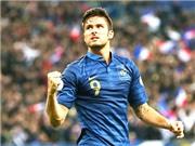 01h45 ngày 09/10, Pháp – Armenia: Ông Deschamp còn tin vào Giroud?