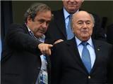Chủ tịch FIFA Sepp Blatter và Chủ tịch UEFA Michel Platini có nguy cơ mất ghế quyền lực
