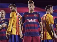 Barca công bố hợp đồng quảng cáo áo đấu với Qatar Airways