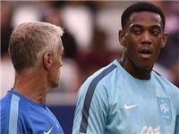 Didier Deschamps: Martial đã làm những kẻ chỉ trích phải im lặng